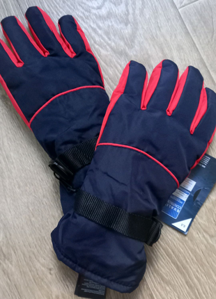 Новые фирменные лыжные термо перчатки CRIVIT PRO
