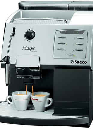 Кофемашина Saeco Magic De Luxe New б/у