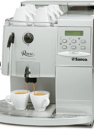 Кофемашина кофеварка Saeco Royal Professional New Redesign б/у
