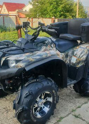 Продам Yamaha grizzly 700