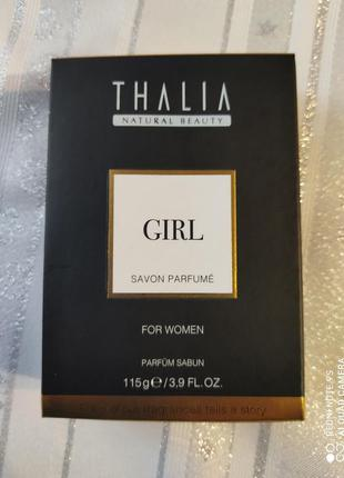 Парфумоване мило thalia girl для жінок, юнайс