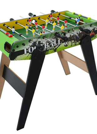 Настольный футбол деревянный