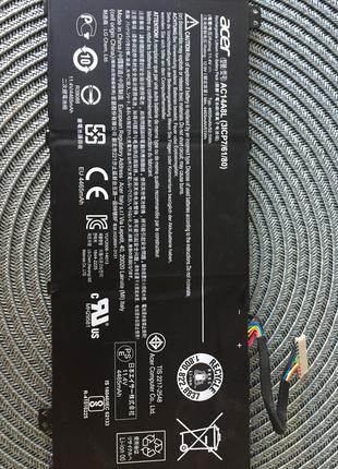 Оригинальная аккумуляторная батарея Acer AC14A8L Aspire VN7-571