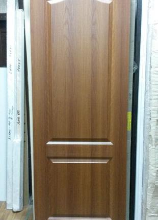 Дверь межкомнатная Фортис А 70 см орех Новый Стиль