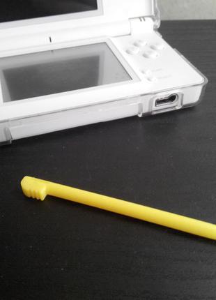 Стилус Nintendo DS Lite DSi Желтый Stylus (old 3ds xl)