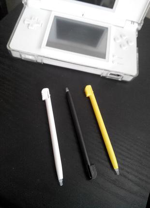 Стилус Nintendo DS Lite DSi 3шт/лот Stylus (old 3ds xl)