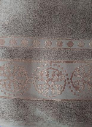 Банные махровые полотенца, Турция