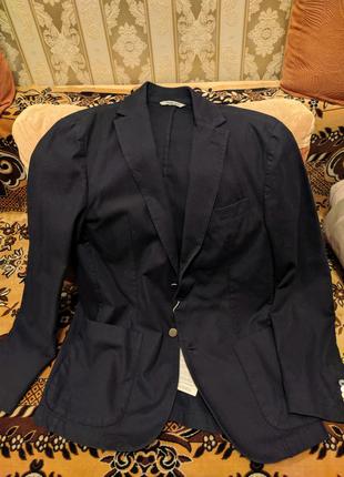 Фирменны мужской пиджак