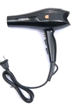 Фен для волос Nova NV-7200 3000 Вт