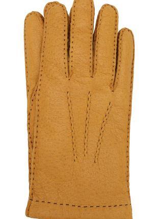 Шикарные статусные  кожаные перчатки англия