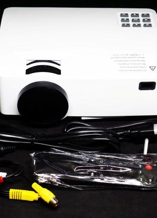Мультимедийный проектор A8 WIFI  Android 6.0
