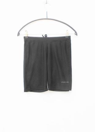 Черные спортивные шорты одежда для фитнеса женская спортивная ...