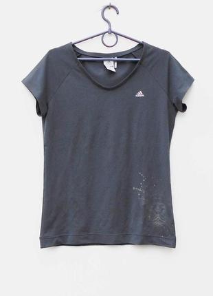 Спортивная футболка женская спортивная одежда  adidas