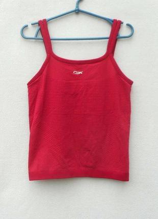 Спортивная  майка для фитнеса женская спортивная одежда