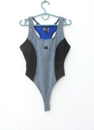 Женская спортивная одежда спортивное   боди