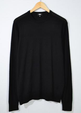 Свитер uniqlo wool jumper