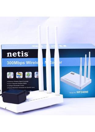 WiFi Роутер Маршрутизатор Netis WF2409E