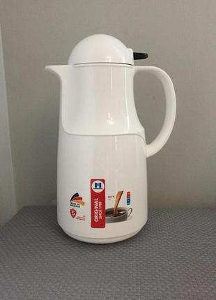 Термос 1 литер с стеклянно колба Made in Germania