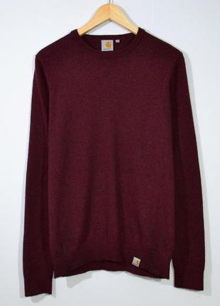 Свитер carhartt wool jumper