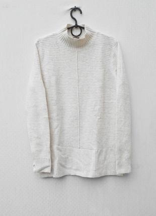Мягкий вязаный свитер свитшот с длинным рукавом 🌿