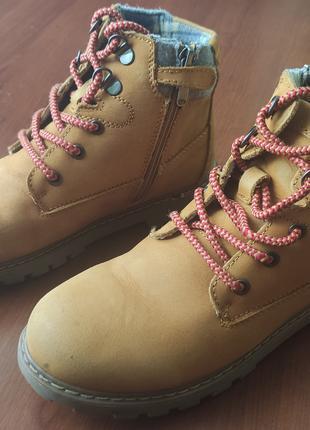 Ботинки MAYORAL в отличном состоянии