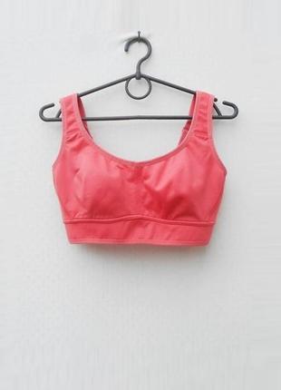Коралловый спортивный топ женская спортивная одежда 80d