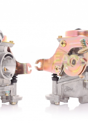 "Карбюратор на 4T китайский скутер GY6 80 (18mm) 139QMB ""LIPAI"""