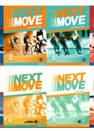 Next Move 1, 2, 3, 4 PDF