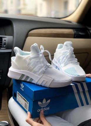 Кроссовки adidas equipment white adv код:a0031