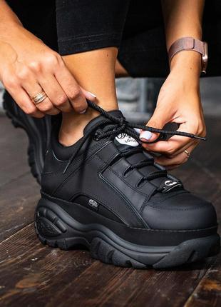 Buffalo london black 🆕 женские кроссовки бафало 🆕 купить налож...