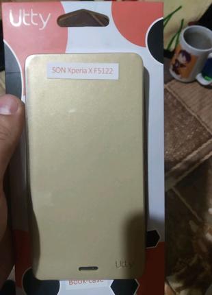 Новый чехол на телефон sony f5122