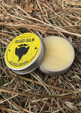 Бальзам-віск для бороди