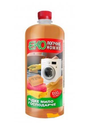 Мыло жидкое хозяйственное ЭКО 1000мл