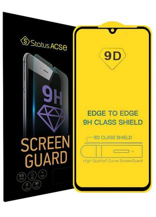Защитное стекло 9d для Xiaomi Mi play