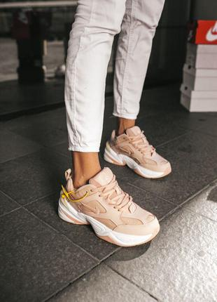 Кроссовки Nike M2K Tekno Beige