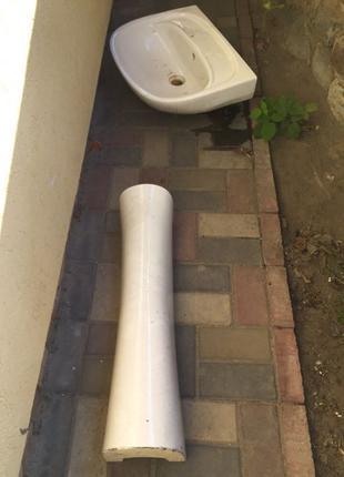Биде туалет раковина