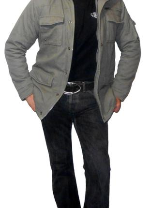 Милитари куртка утеплённая .германия.