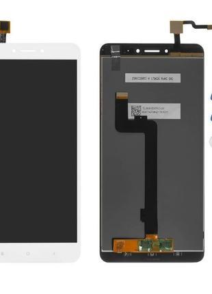 Дисплей (экран) для телефона Xiaomi Mi Max 2 + Touchscreen (or...