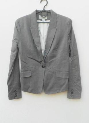 Классический приталенный пиджак жакет