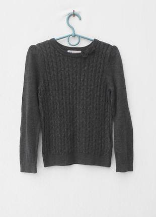 Осенний весенний свитер с длинным рукавом
