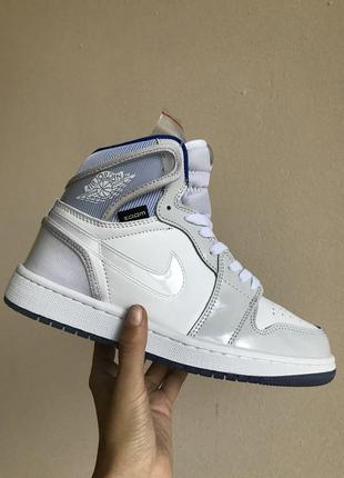 Кроссовки Nike Air Jordan White