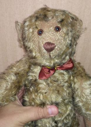Винтажный медведь шарнирный