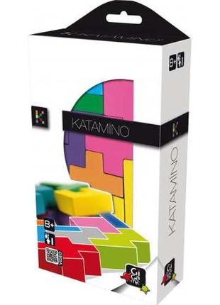Настольная игра Gigamic Катамино компактный Katamino Pocket