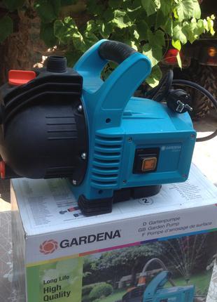 Насос садовый Gardena Classic 3000/4