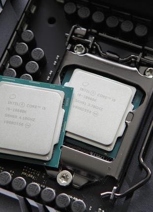 СКИДКА Процессор INTEL Core i5 10500