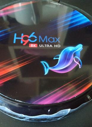 Приставка H96 max x3