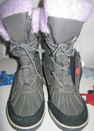 Фирменные теплые термо ботинки  сапоги кangaroos оригинал