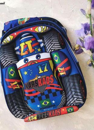 Рюкзак машина 3d