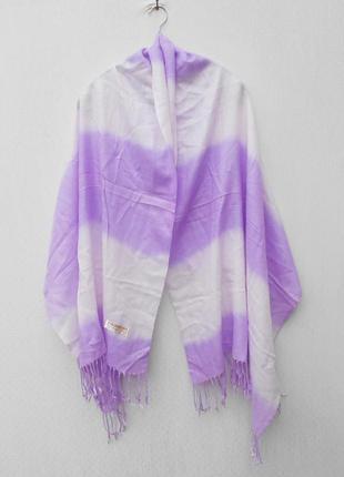 Осенний весенний шарф палантин пашмина шелк