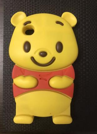 Продам чехол на iphone 4, 4s панда, Винни-пух Disney